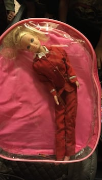 Doll in bag Red Deer, T4P 2X6