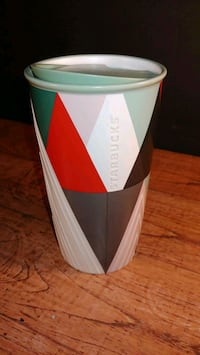Ceramic Starbucks Travel Mug Windsor, N8N 1Z7
