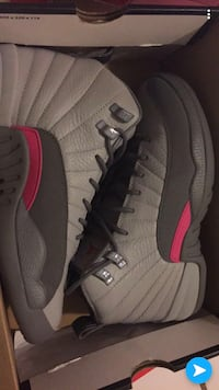 gray air jordan 12's Washington, 20024