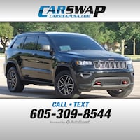2017 Jeep Grand Cherokee Trailhawk Sioux Falls