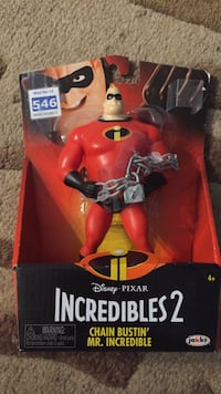 Chain bustin mr incredible from incredibles 2 Hamilton, L8M 2B5
