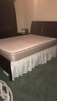 Mattress and bed frame for sale Toronto, M9B 2R5