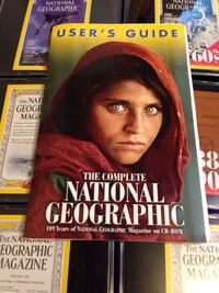 National Geographic the complete library on CD Rom Mississauga, L5J 1V6
