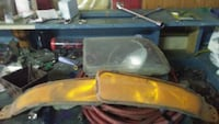 Mustang drivers headlight and both front signals Calgary, T2A 1J7