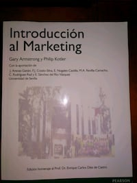 Libro introducción al marketing Sevilla, 41006