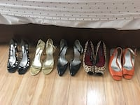 Shoes size 81/2 Edmonton, T5E 4C7