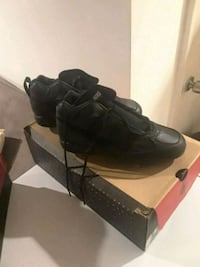 All black size 8 baseball cleats brand new Clinton, 20735