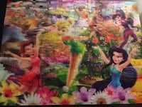 Tinkerbell puzzle super 3D McLean