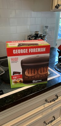 New in box George Foreman grill  Alexandria, 22306