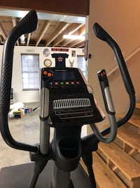 black and gray elliptical trainer Washington, 20024