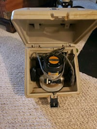 Craftsman router good condition Falls Church, 22042
