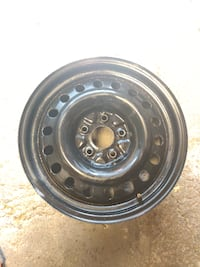 4 Rims with sensors R17 from 2015 Chevy Equinox Toronto