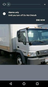 2006 Ford F-350 LCF Lift Gate Charter Township of Berlin