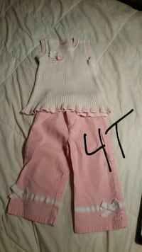 Girls 4T clothes Kokomo, 46901