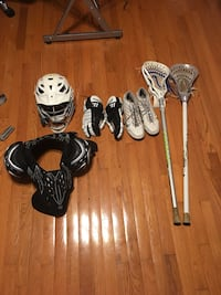 Full lacrosse gear Fairfield, 06824