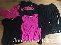 Juniors size L Jamestown, 14701
