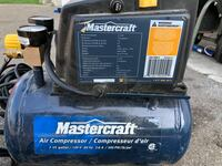 Mastercraft Air Compressor Pickering, L1X 2E7
