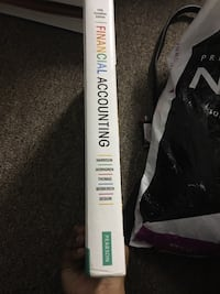 Pearson Financial Accounting 5th Canadian editions  Mississauga, L4Z