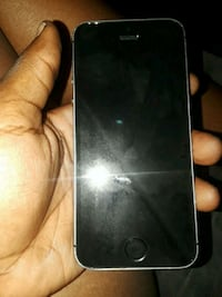 black iPhone 5  SE Austin, 78741