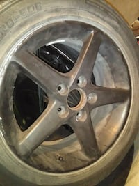 Tires with rims for sale Brampton, L6T