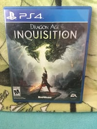 Sony PS4  Dragon Age  Inquisition / Legendary warriors  cool  Playstation 4 Video Game