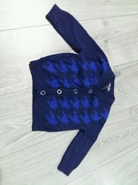 Toddler button up cardigan sweater Toronto, M5J 2X5