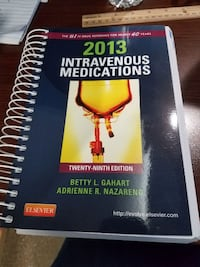 2013 Intravenous Medications 29th Edition Lynwood