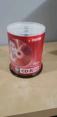 Imation CD-R spindle