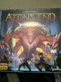 Aeons end board game never used 3126 km