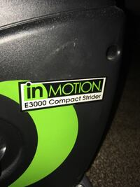 InMotion exersie compact strider