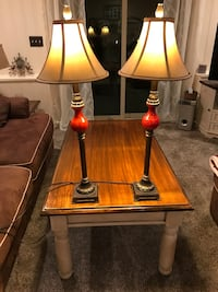 2 Table Lamps-Excellent Condition Columbus, 43221