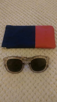 Le specs sunglasses and case Brunswick, 3056