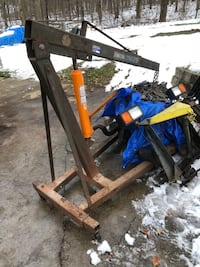 2 Ton Engine Crane  Salem, 06420