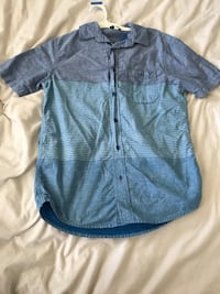 blue button up size small  Thousand Oaks, 91360