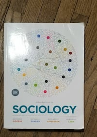 Textbook: Intro to Sociology Pasadena, 91107