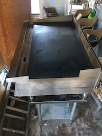 Flat Top Grill-Star Brand Ultra Max 848-MA 48 inch -USED- LIKE NEW Oklahoma City, 73118