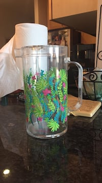 Lilly Pulitzer Pitcher  Arlington, 22203