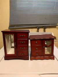 2 Jewelry Boxes Quincy, 02171