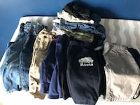 26 pairs of Boys pants (size 6 months and up )  Brampton, L7A 4G1