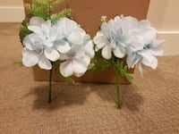Artificial Florals / Flowers Stem (2 Pieces) Calgary
