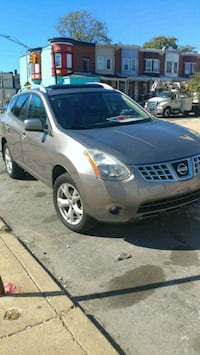 2009 Nissan Rogue. MD Inspected. Leather seats Baltimore