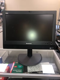 Lenovo ThinkCentre M72z Core i3 @3.3 GHz 20"