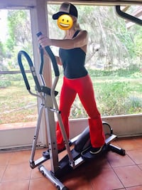 Health Trainer. black and white elliptical trainer Kissimmee, 34744