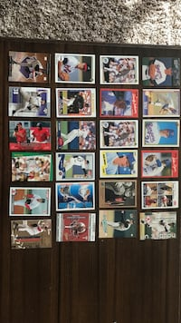 Collection of pitching greats