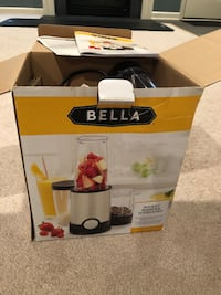 Blender 12pc set Chantilly