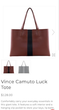 Vince Camuto luck tote Jacksonville, 32225