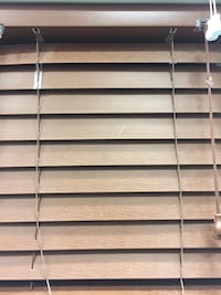Faux wood blind Vaughan, L4L 1C3