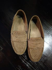 7.5 Driving loafers