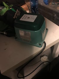 Aquarium air pump Beaconsfield, H9W 1V9