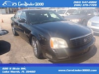 2003 Cadillac DeVille DTS lake worth